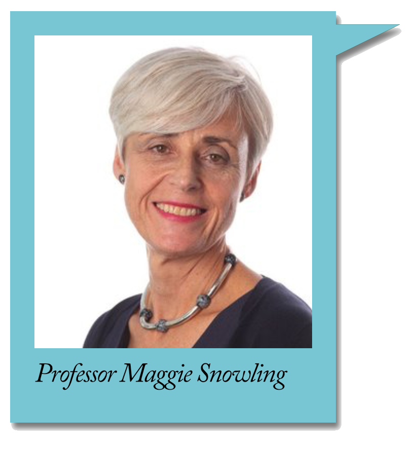 Maggie Snowling