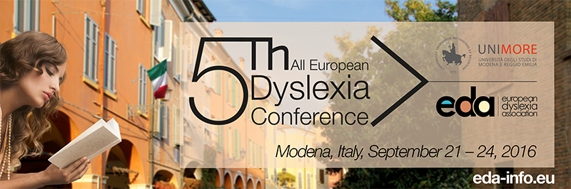 Logo for the 5th EDA conference
